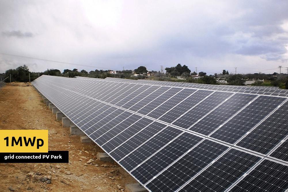 Solar energy, photovoltaics