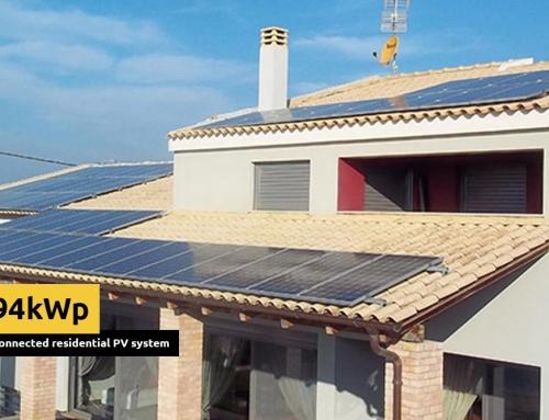 Residential PV System